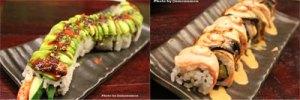 Aligator dan Unamon Sushi